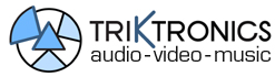 triKtronics: audio - video - music